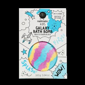 Boule de bain effervescente et apaisante - Galaxy