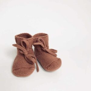 chaussons hvid