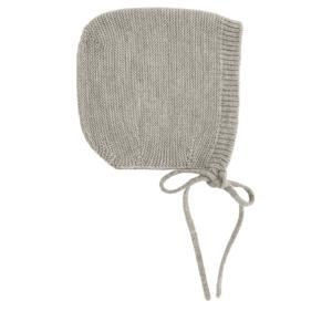 hvid bonnet gris