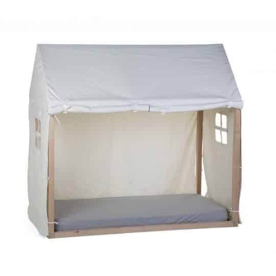 tente lit cabane