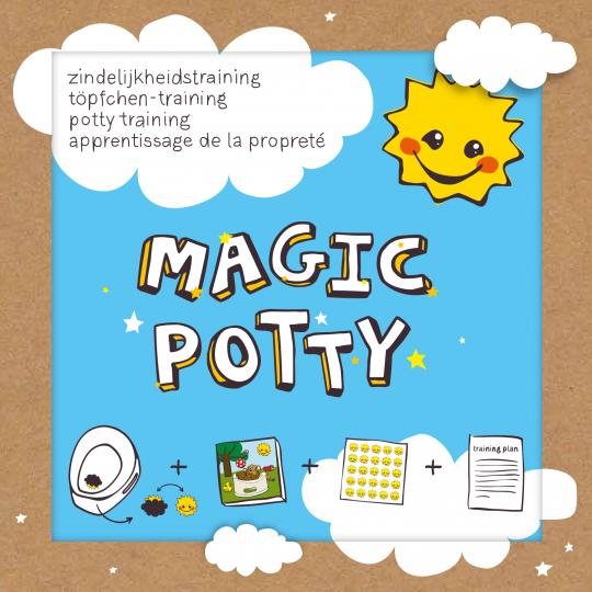 Magic Potty training