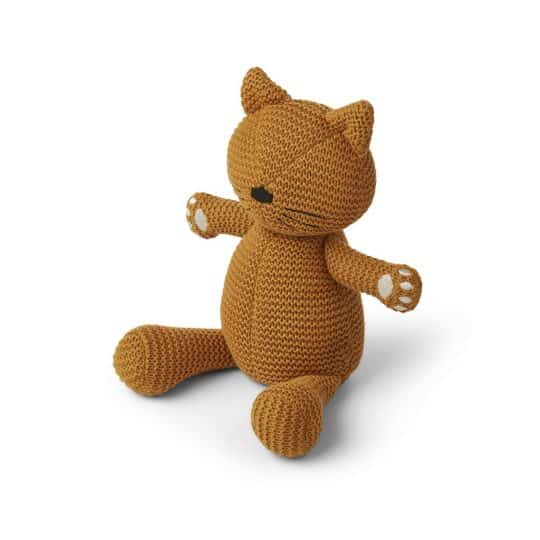 chat peluche liewood