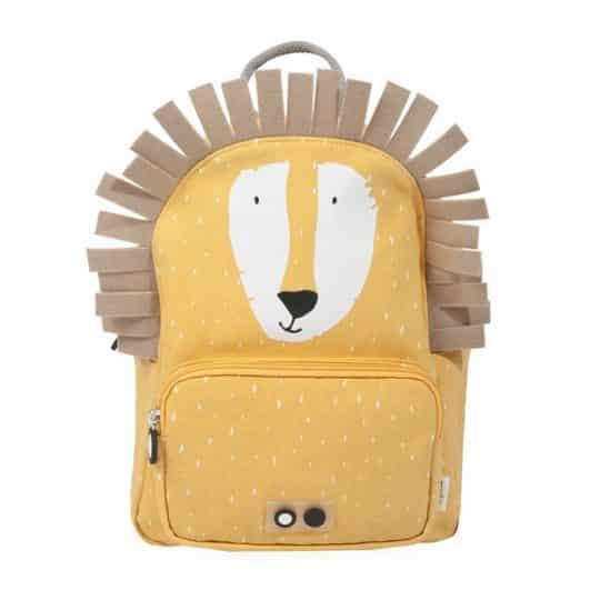 sac à dos enfant lion