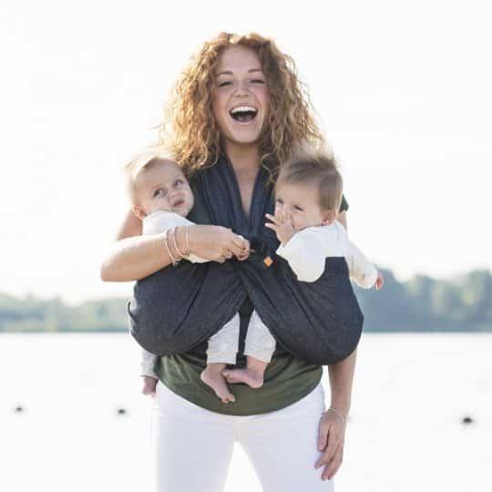 porte bébé pour jumeaux