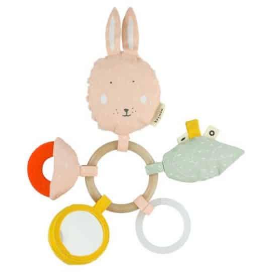 anneau d'activité lapin