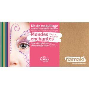 kit de maquillage pour enfant