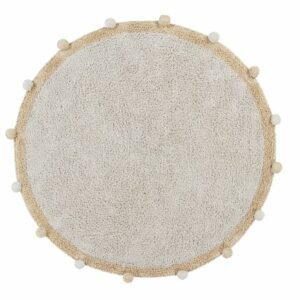 Tapis rond lorena canals