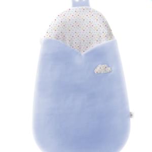 Ouatine et cumulus second cocoon