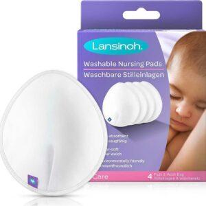 Compresse allaitement lavable lansinoh